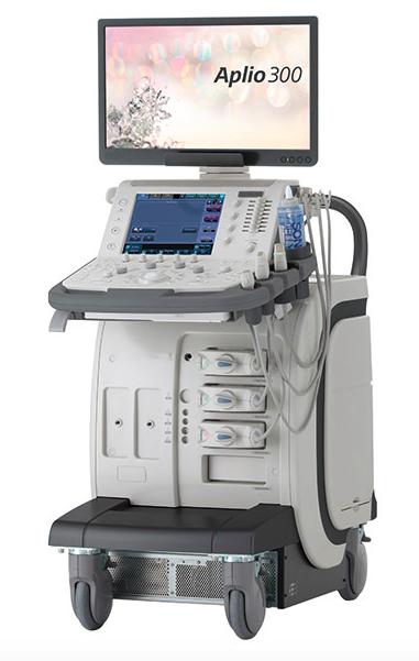 超音波診断装置が新しくなりました